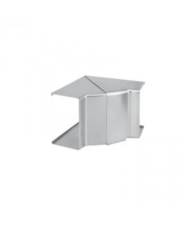 Regulowany kąt wewnętrzny CABLOPLUS 130×55mm aluminium TKA1305507/8