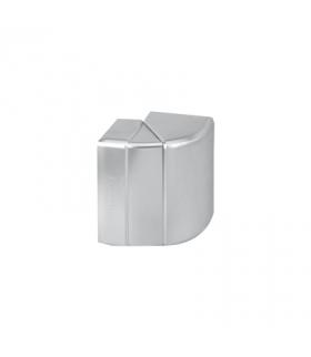 Regulowany kąt zewnętrzny CABLOPLUS 90×55mm aluminium TKA102208/8