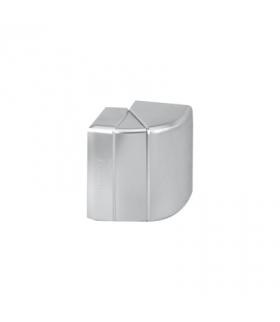 Regulowany kąt zewnętrzny CABLOPLUS 130×55mm aluminium TKA1305506/8