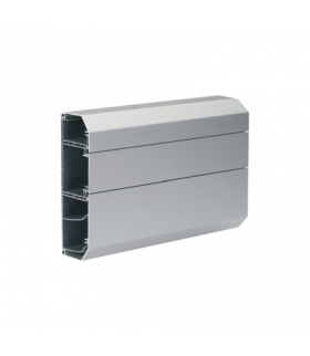 Kanał instalacyjny CABLOMAX ALU 170×55mm Ilość komór3 aluminium TK01133/8