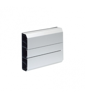 Kanał instalacyjny CABLOMAX ALU 210×55mm Ilość komór3 aluminium TK01163/8