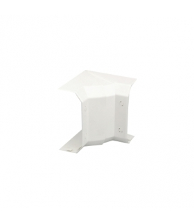 Regulowany kąt wewnętrzny CABLOMAX 130×55mm czysta biel TKA003210/9