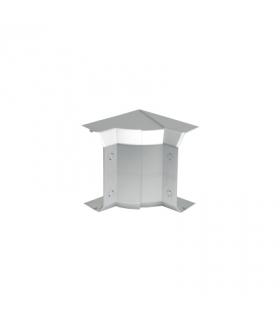 Regulowany kąt wewnętrzny CABLOMAX 130×55mm aluminium TKA003210/8