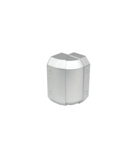 Regulowany kąt zewnętrzny CABLOMAX 130×55mm aluminium TKA002210/8