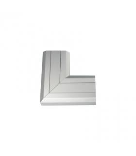 Kąt płaski do góry CABLOMAX 130×55mm aluminium TKA011110/8