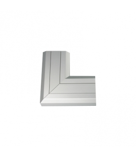 Kąt płaski do góry CABLOMAX 170×55mm aluminium TKA011113/8