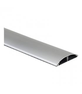 Kanał podłogowy DCS ALU 85×18mm aluminium TF11172/8