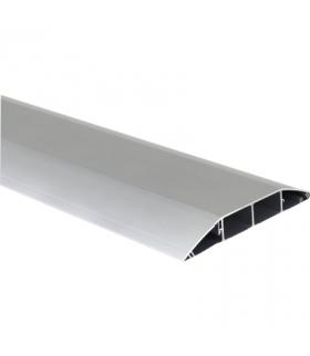 Kanał podłogowy DCS ALU 240×34mm aluminium TF11193/8