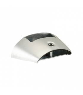 Kąt redukcyjny podłoga-ściana DCS ALU 85×18mm do kanału 65×20mm aluminium TFA965417/8