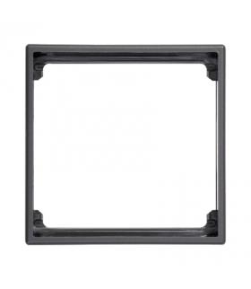 Adapter SIMON 500 1× K45 50×50mm szary grafit 50012088-038