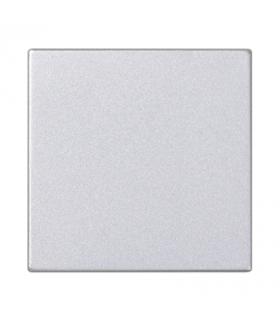 Zaślepka SIMON 500 50×50mm aluminium 50010800-033