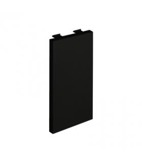 Zaślepka CIMA 108×52mm szary grafit S17/14