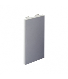 Zaślepka CIMA 108×52mm aluminium S17/8