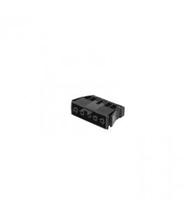 Gniazdo żeńskie GESIS® złącze 5-polowe 16A 400V szary grafit CR5001/14