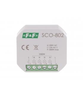 Ściemniacz oświetlenia SCO-802 230V