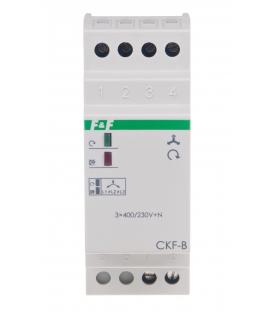 Czujnik kolejności i zaniku fazy CKF-B