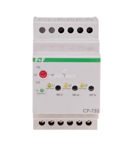 Przekaźnik napięciowy CP-733