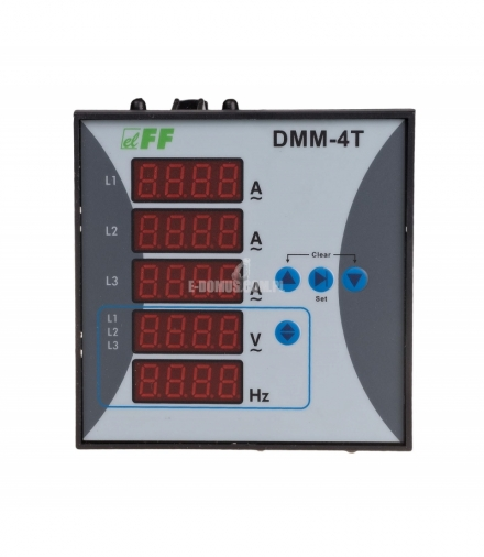 Cyfrowy wskaźnik DMM-4T