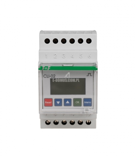 Licznik impulsów CLI-02