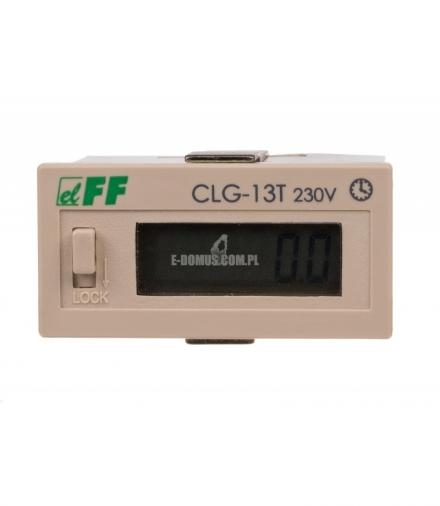 Licznik czasu pracy CLG-13T 230V