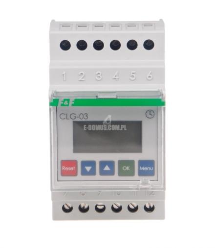 Licznik czasu pracy CLG-03