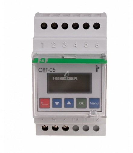 Regulator temperatury CRT-05