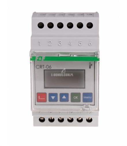 Regulator temperatury CRT-06