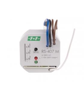 Monostabilny przekaźnik sterowania radiowego RS-407 M