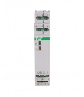 Przetwornik natężenia prądu MB-3I-1 5A