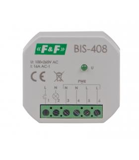 Przekaźnik bistabilny BIS-408