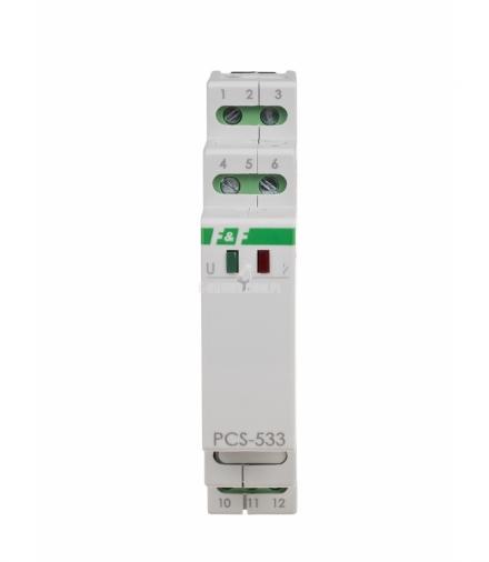 Przekaźnik czasowy PCS-533