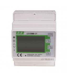 Licznik zużycia energii LE-03MB CT