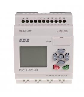 Sterownik programowalny FLC12-8DI-4R