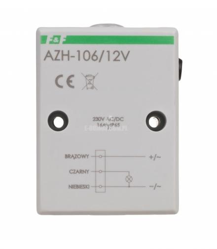 Automat zmierzchowy AZH-106 12 V