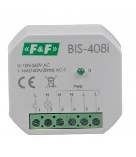 Przekaźnik bistabilny BIS-408i