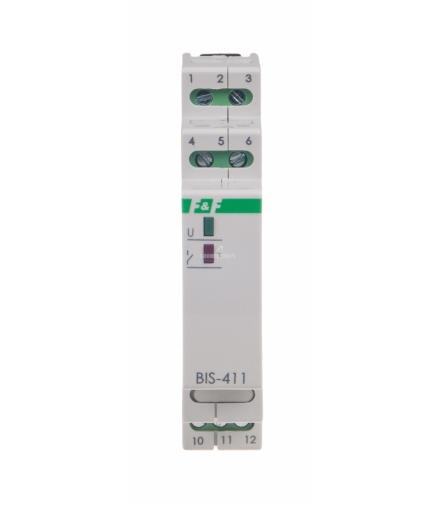 Przekaźnik bistabilny BIS-411i 24V