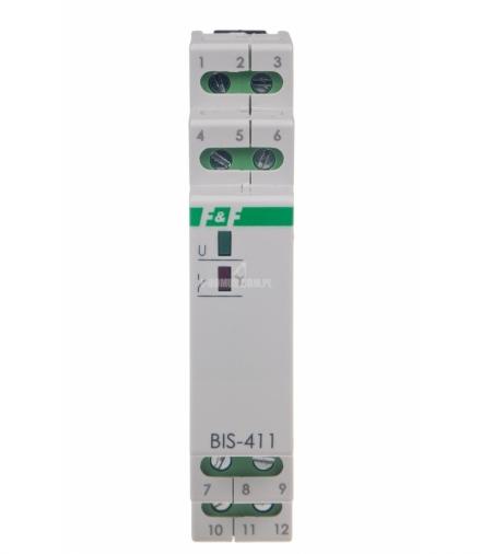 Przekaźnik bistabilny BIS-411 2Z 230V