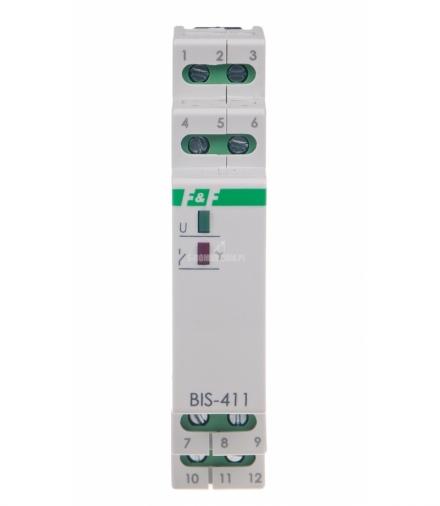 Przekaźnik bistabilny BIS-411 2Z 24 V