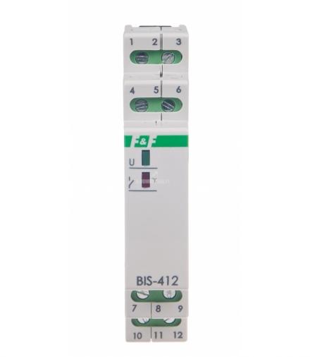 Przekaźnik bistabilny BIS-412 230 V