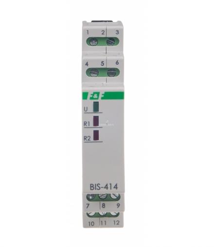 Przekaźnik bistabilny BIS-414i 230 V