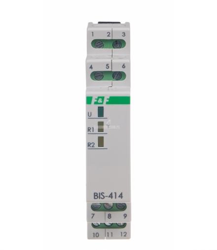 Przekaźnik bistabilny BIS-414 24 V