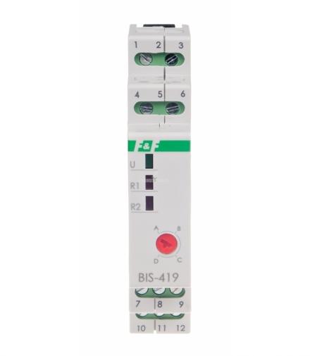 Przekaźnik bistabilny BIS-419i 230 V