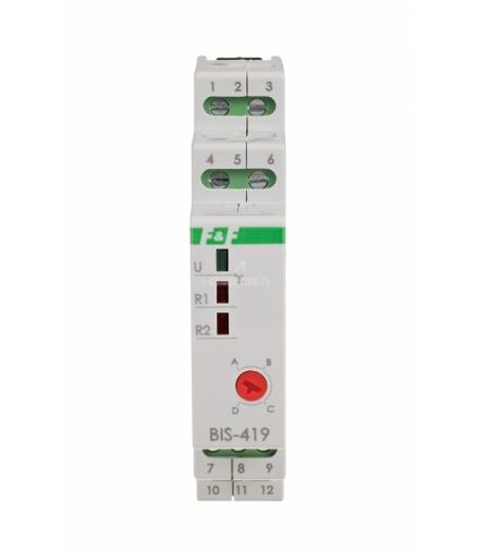 Przekaźnik bistabilny BIS-419 24 V