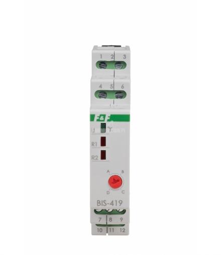 Przekaźnik bistabilny BIS-419i 24 V