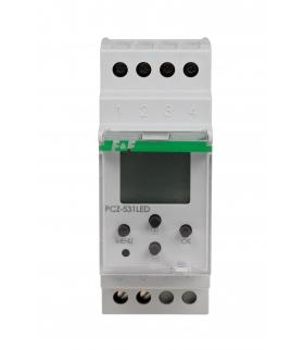 Zegar programowalny tygodniowy PCZ-531LED