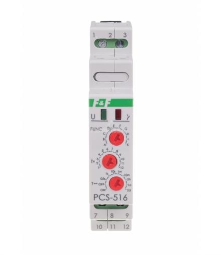 Przekaźnik czasowy PCS-516 UNI