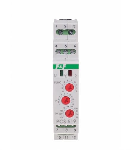 Przekaźnik czasowy PCS-519 DUO