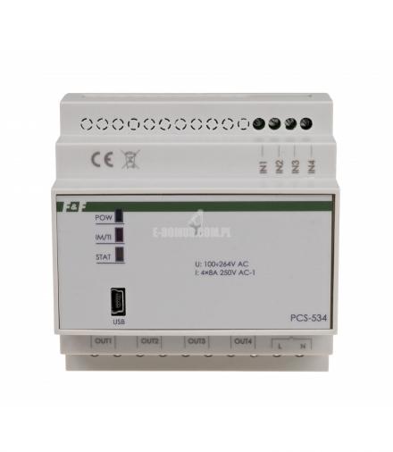 Sterownik czasowy PCS-534