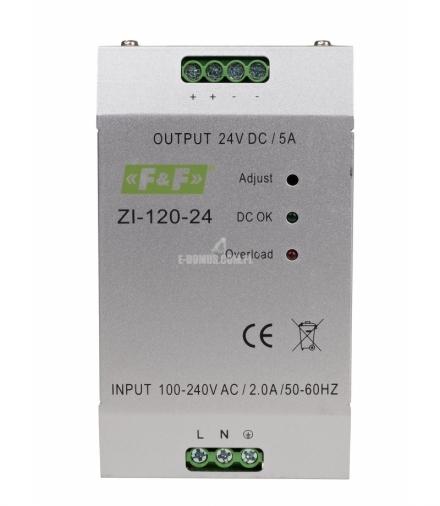 Zasilacz ZI-120-24