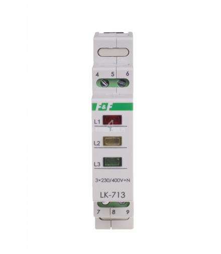 Lampka sygnalizacyjna LK-713Y